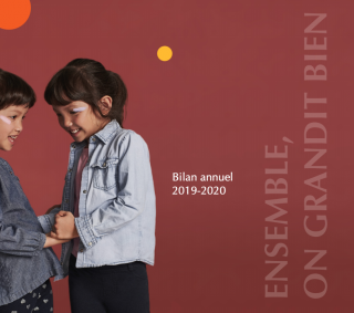 Over 10,000 children received care and tools for life in 2019–20